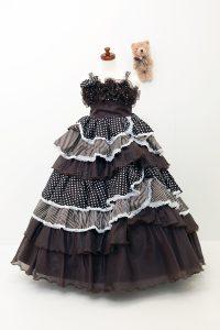 7歳女の子洋装 撮影時のみレンタル3,000円(税込 3,300円)
