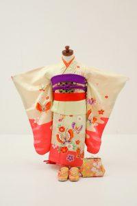 3歳女の子帯セットD 10,000円(税込11,000円)